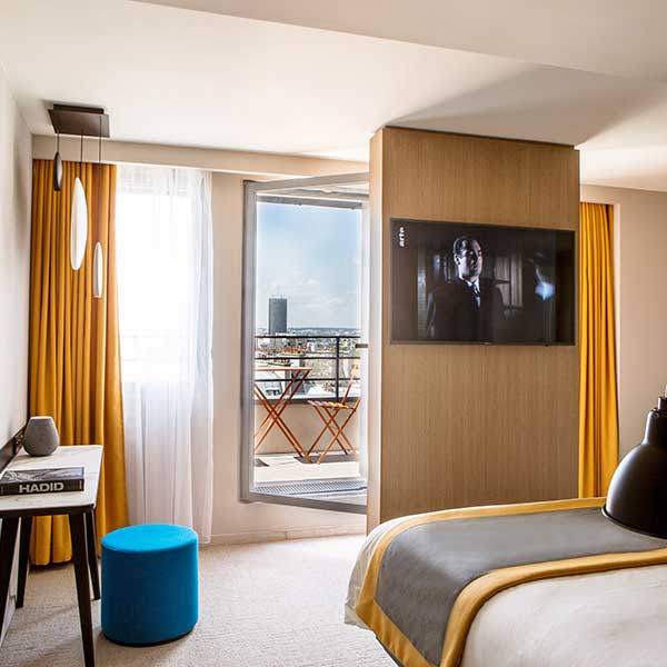 Suite Mercure Paris