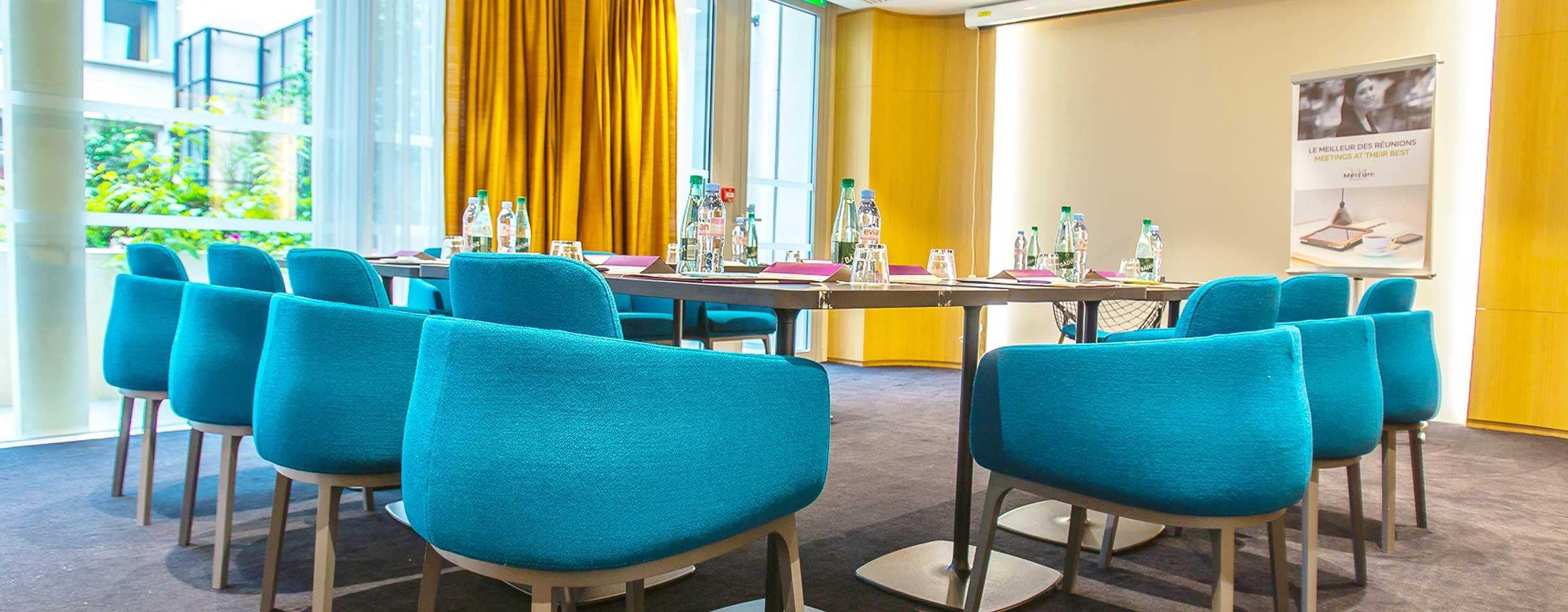 Meetings Mercure Paris